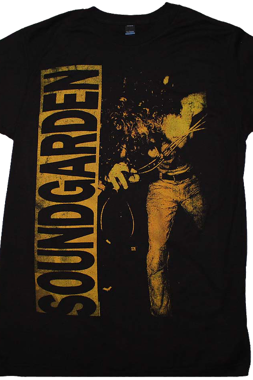 Louder Than Love Soundgarden T-Shirt