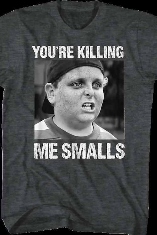 a994a1ece4c5 Killing Me Smalls Sandlot Shirt: The Sandlot Mens T-shirt