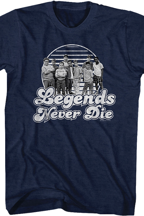 Legends Never Die Sandlot Cast T-Shirt