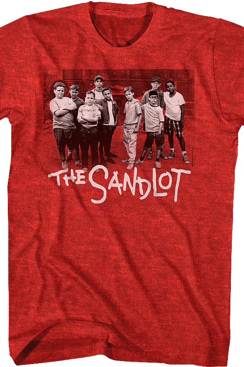 Friends Sandlot T-Shirt