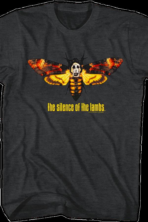 Silence Of The Lambs Moth Shirt