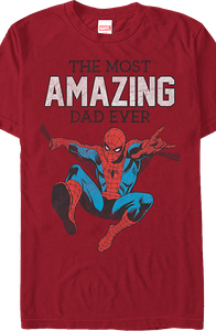 Amazing Dad Spider-Man T-Shirt