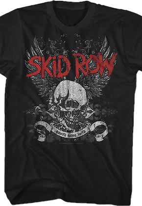 Youth Gone Wild Skid Row T-Shirt
