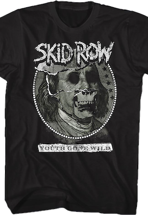 Skid Row Youth Gone Wild Shirt