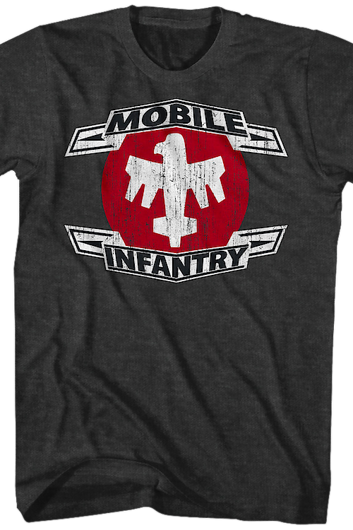 Mobile Infantry Starship Troopers T-Shirt