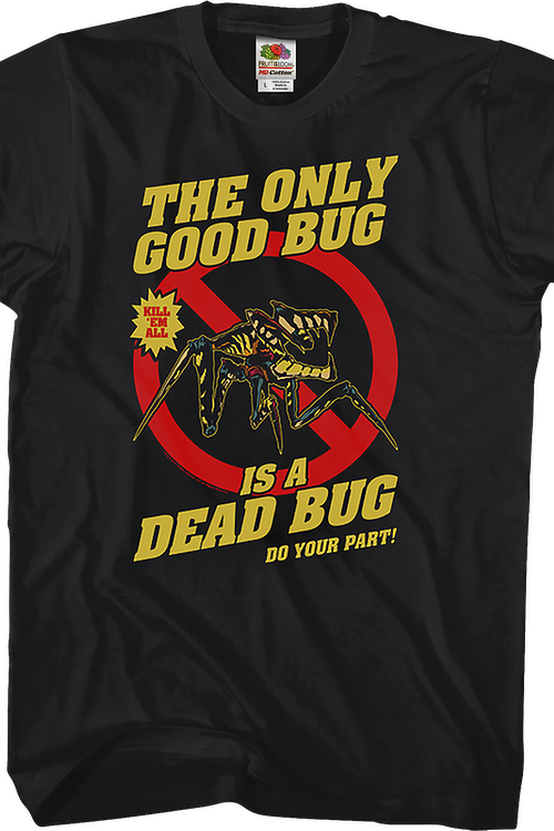 Dead Bug Starship Troopers T-Shirt