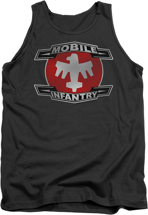 Mobile Infantry Starship Troopers Tank Top