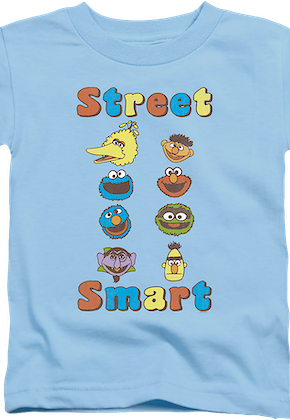 c91e44fd8b Sesame Street Shirts - Officially Licensed - Free Shipping Available