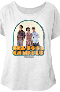Ladies Sixteen Candles Poster Dolman Shirt