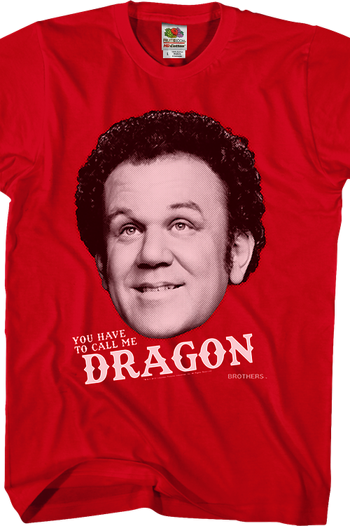Call Me Dragon Step Brothers T-Shirt