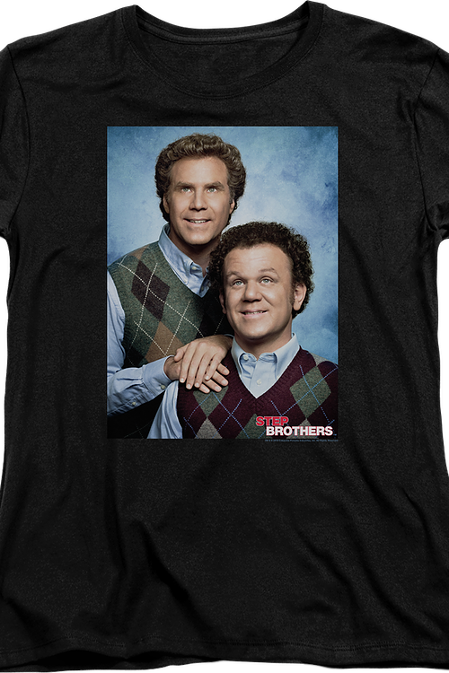 Womens Step Brothers Shirt