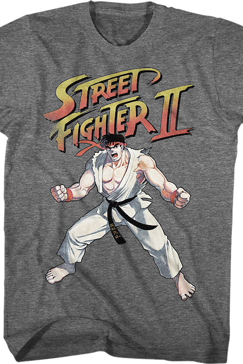 Ryu Street Fighter II T-Shirt