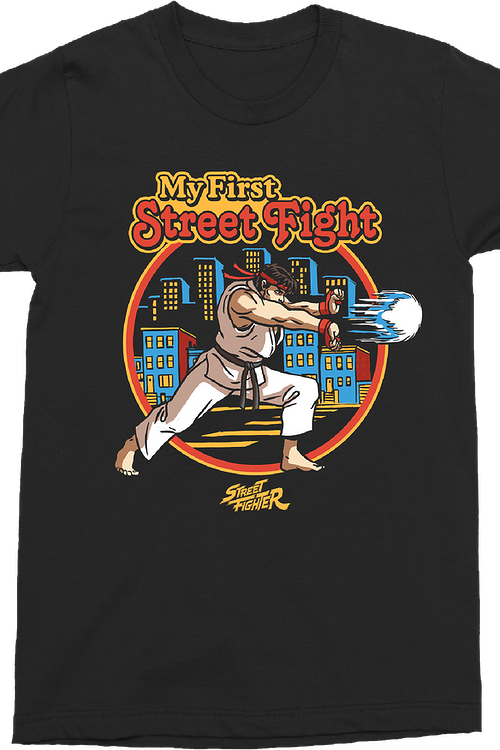 First Fight Street Fighter T-Shirt