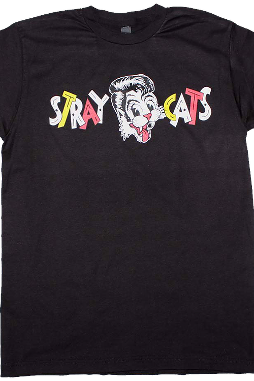 Stray Cats T-Shirt