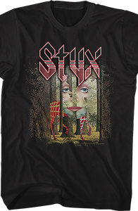 Grand Illusion Styx T-Shirt