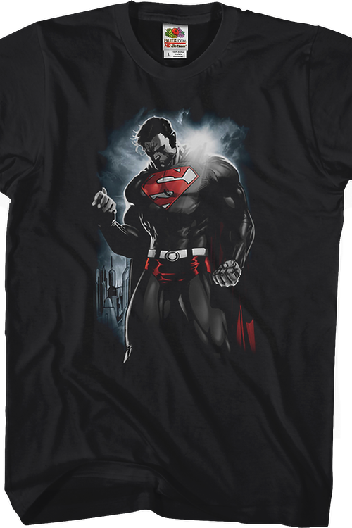 Jim Lee Man of Steel Superman T-Shirt