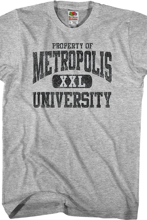 Metropolis University Superman T-Shirt