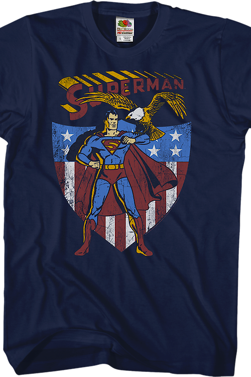 All American Superman T-Shirt