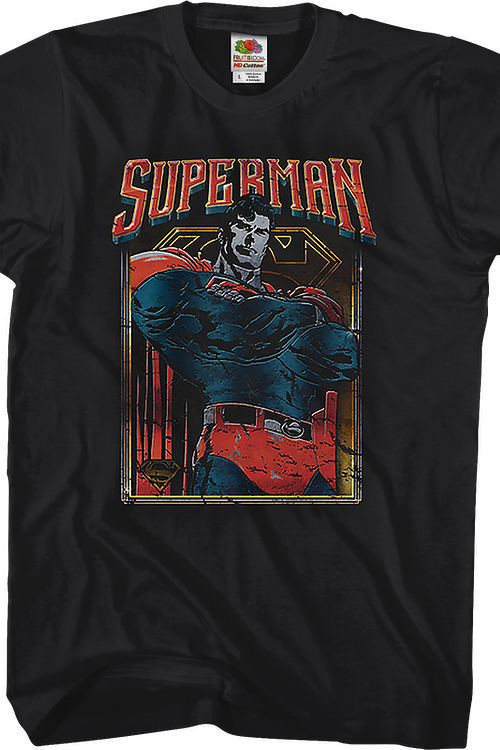 Arms Folded Superman T-Shirt