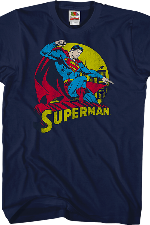 Spotlight Superman T-Shirt