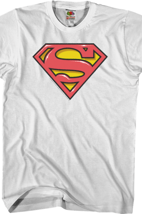 67bc93166 Airbrush Superman T-Shirt DC Comics