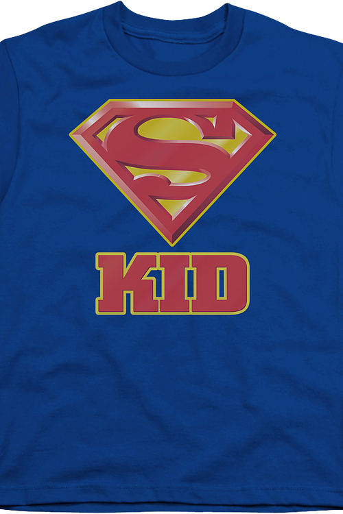 Youth Super Kid Shirt
