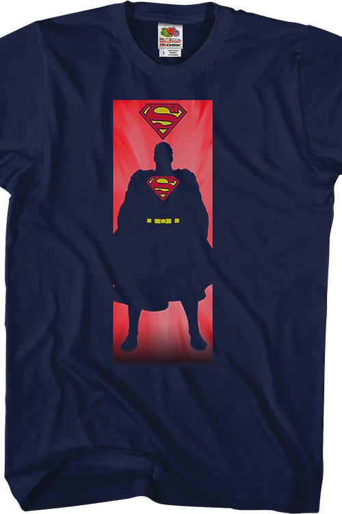 Silhouette Superman T-Shirt