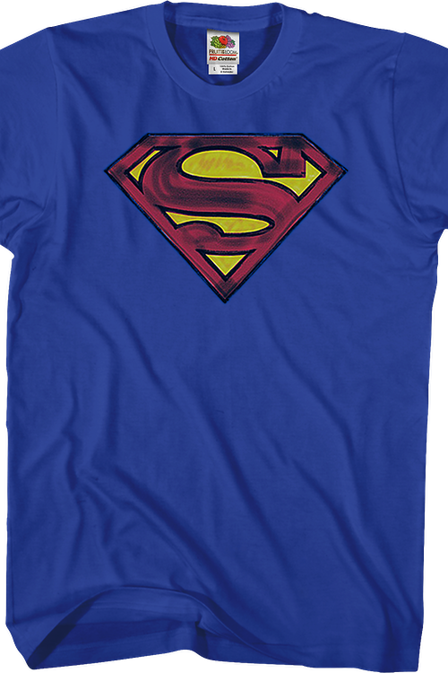 Chest Logo Superman T-Shirt