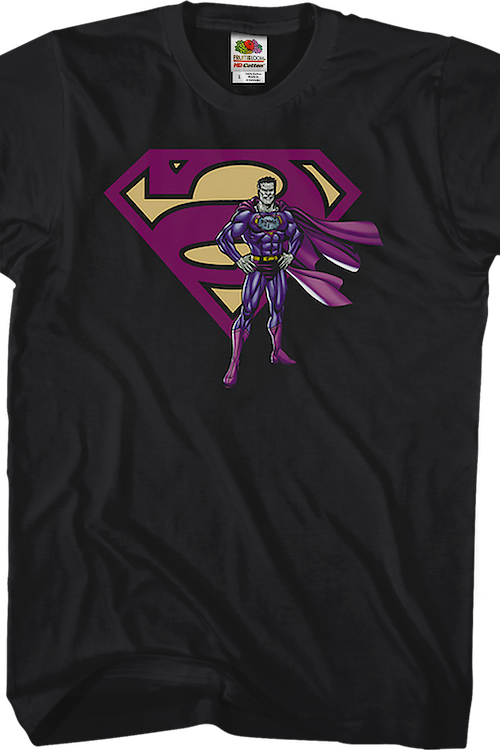 Bizarro With Logo DC Comics T-Shirt