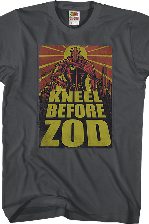 Kneel Before Zod DC Comics T-Shirt
