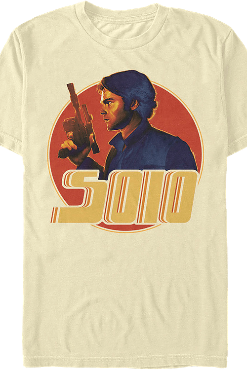 Solo Star Wars T-Shirt