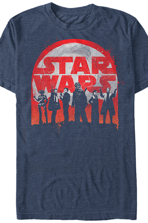 Good Guys Solo Star Wars T-Shirt
