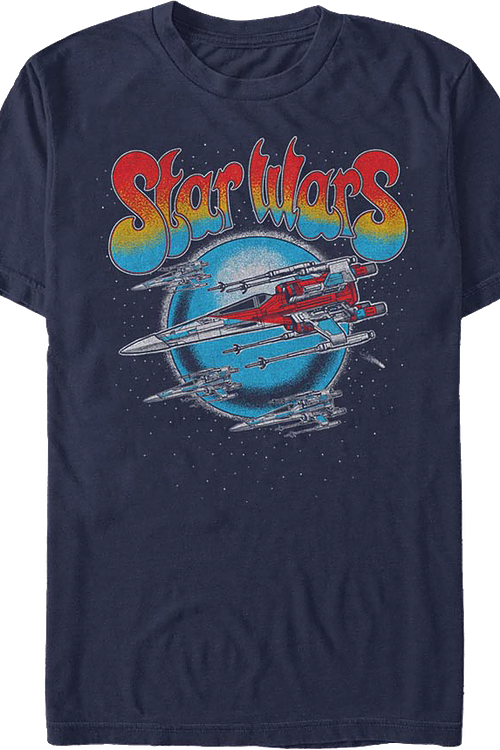 X-Wing Starfighters Star Wars T-Shirt