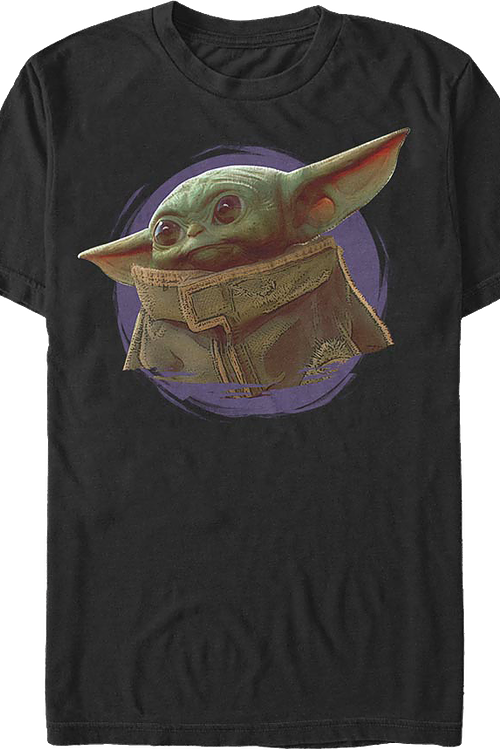 Star Wars Series The Mandalorian The Child T-Shirt