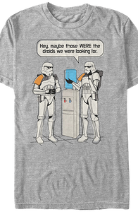 Star Wars Stormtroopers Watercooler Shirt