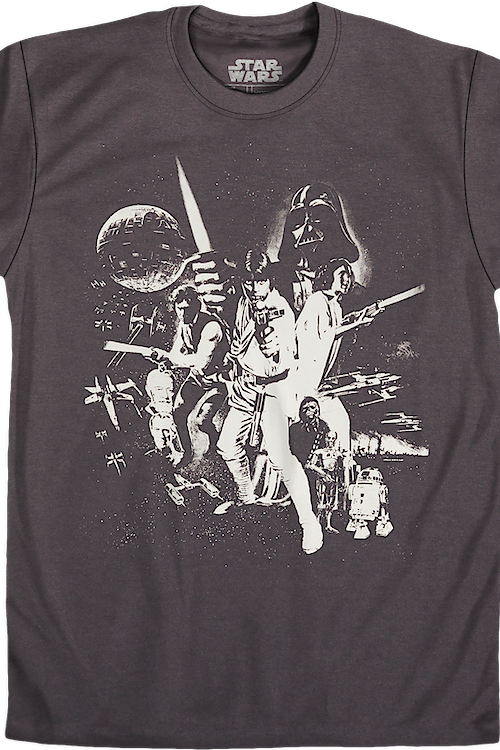 Star Wars Episode IV Shirt