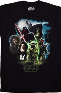Universe Star Wars T-Shirt
