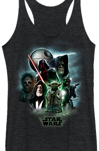 Ladies Universe Star Wars Tank Top