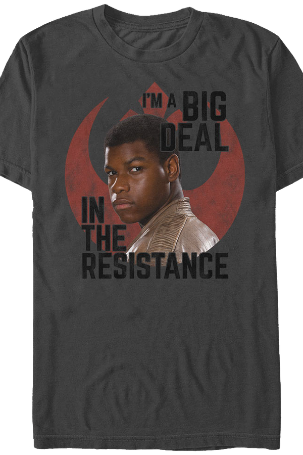 Star Wars Big Deal In The Resistance T-Shirt