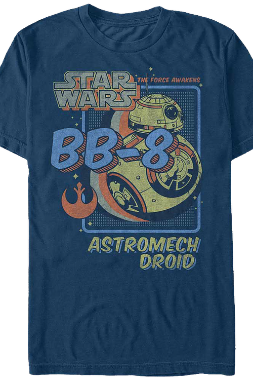 Star Wars BB-8 Astromech Droid T-Shirt