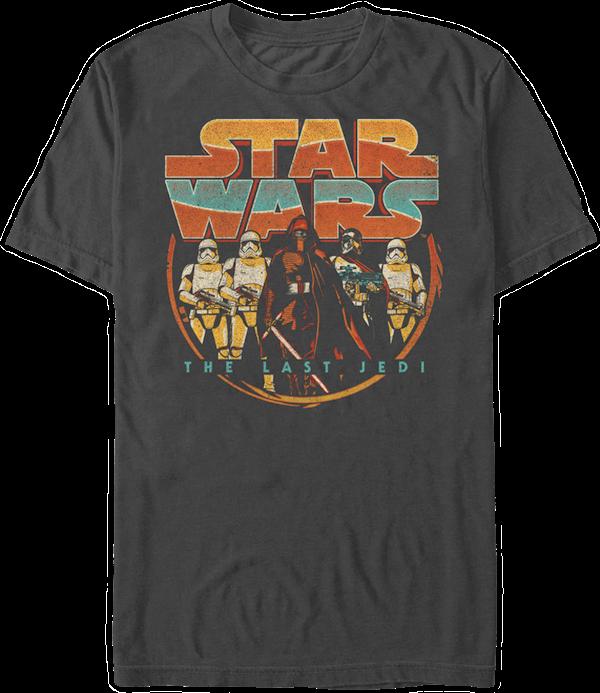 vintage Star wars movie iron on picture medium t shirt