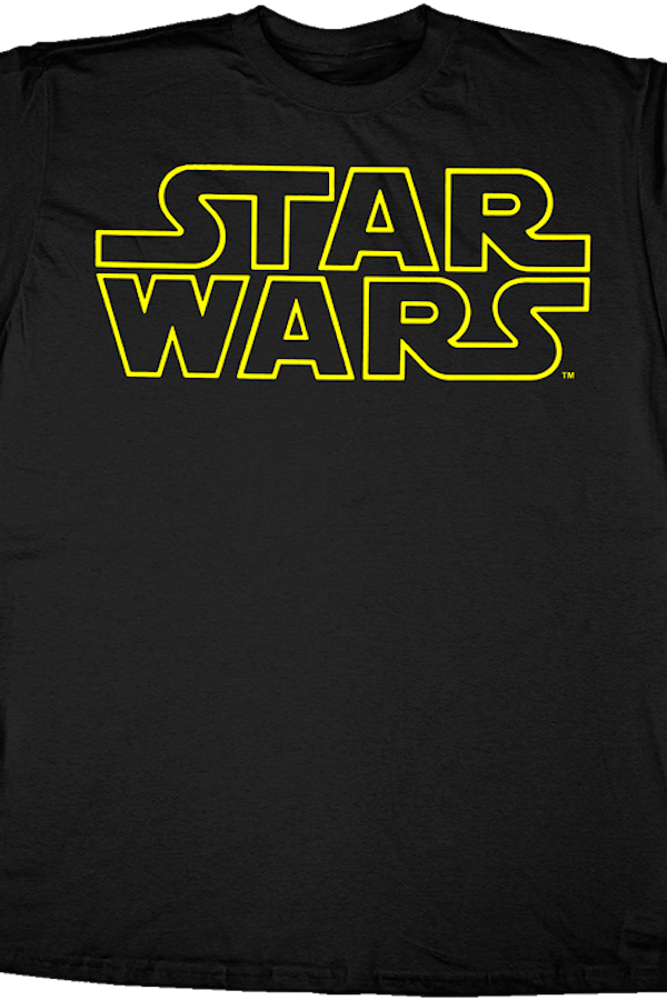 Logo Star Wars T-Shirt