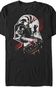 Star Wars Darth Vader Collage T-Shirt