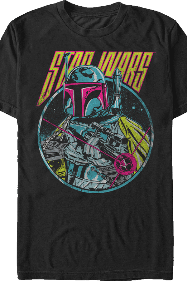 Bounty Hunter Boba Fett T-Shirt