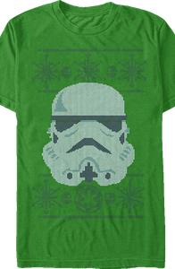 Christmas Star Wars Stormtrooper T-Shirt