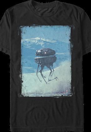cf8bf06d3d1cdd Probe Droid Star Wars T-Shirt