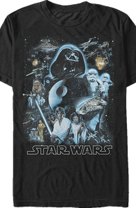 Characters Star Wars T-Shirt