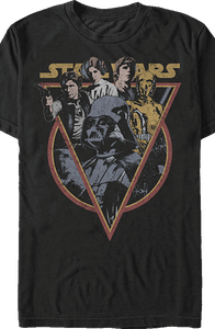Retro Star Wars T-Shirt