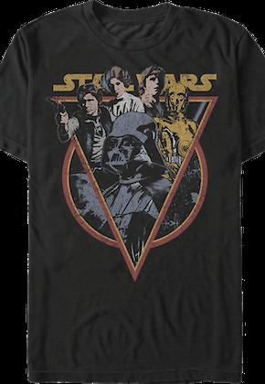 10c44ef37052 Star Wars Shirts - 80sTees