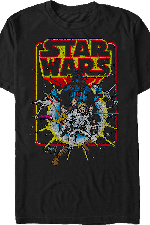 First Issue Comic Star Wars T-Shirt